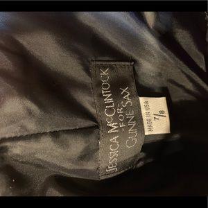 Jessica McClintock Dresses - Jessica McClintock Strapless dress